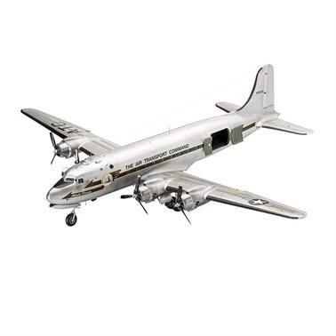 Revell Revell Maket C-54D Berlin Airlift Renkli